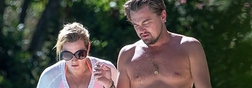 Kate Winslet And Leonardo DiCaprio Are Clearly Actually Living As Jack And Rose In A Parallel Universe
