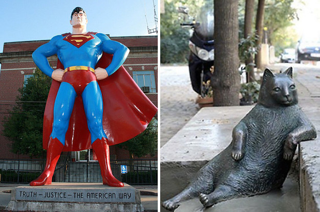 19 Truly Beautiful Statues That Everyone Will Love, I Promise