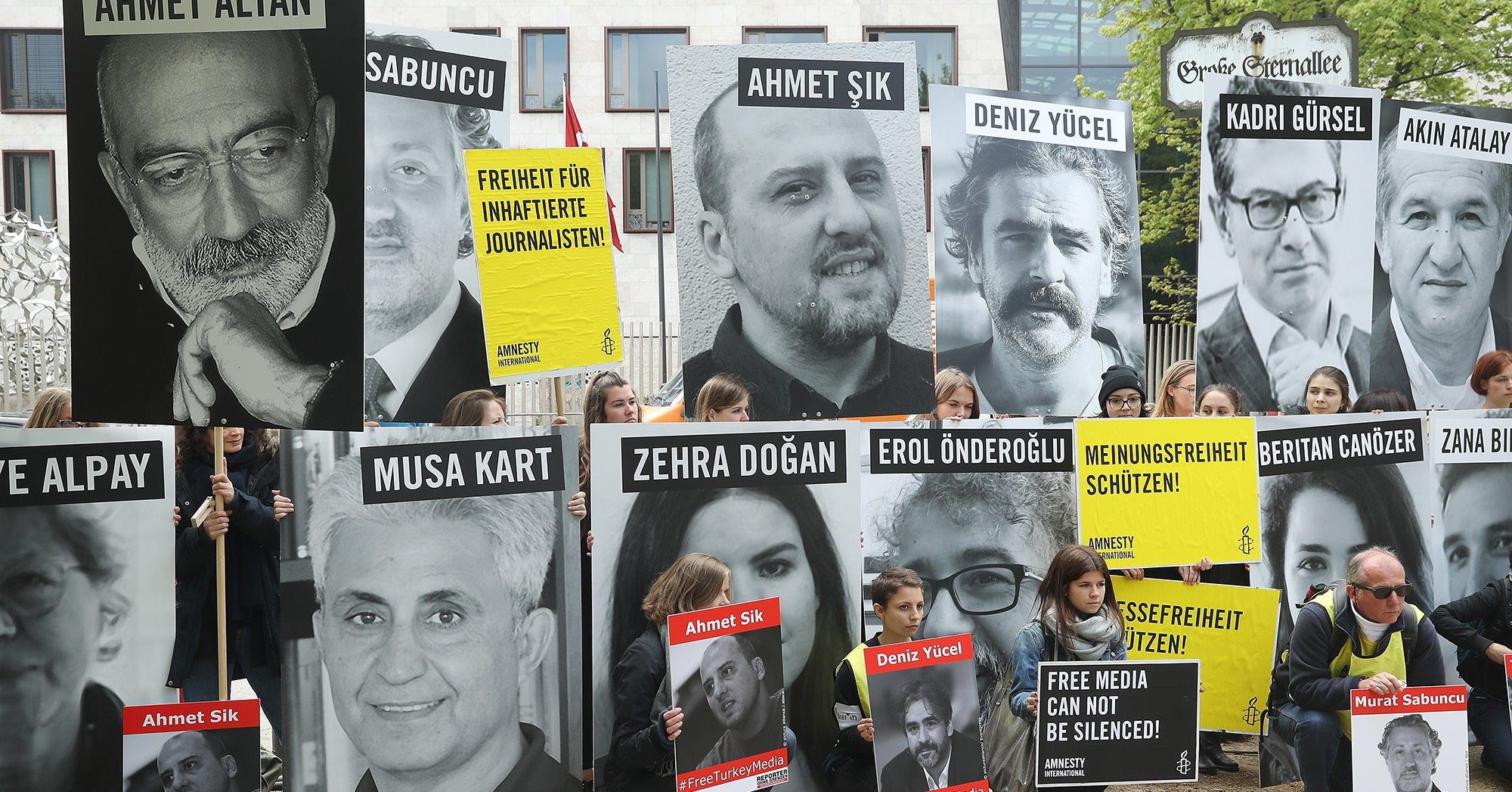 Turkey Is Engaging In Hostage Diplomacy With The US, Officials Say