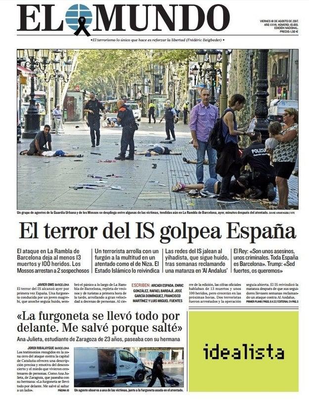El Mundo (Barcelona, Spain)