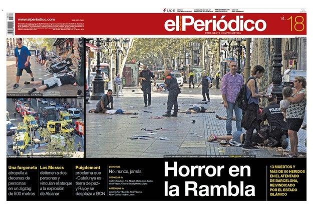 el Periódico (Catalonia, Spain)