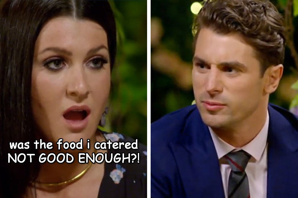 """Here's Everything That Happened On Tonight's Episode Of """"The Bachelor"""""""