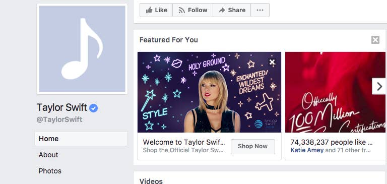 All Of Taylor Swift S Social Media Accounts Are Gone And People Are Freaking Out