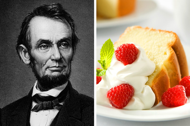 Eat At Lincolns Inauguration Dinner And Well Reveal Which President You Are