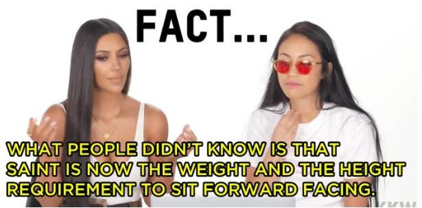 8 coisas ridículas que a Kim Kardashian já foi acusada de fazer
