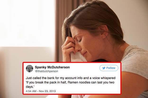 buzzfeed.com - 19 Tweets That'll Make You And Your Bank Account Cry