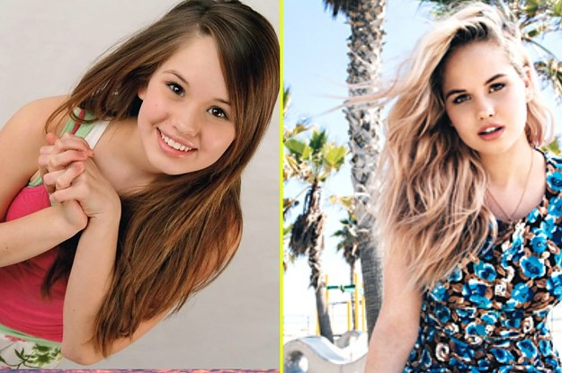 Disney Channel Stars Then And Now 2017. Famous Boys And ...