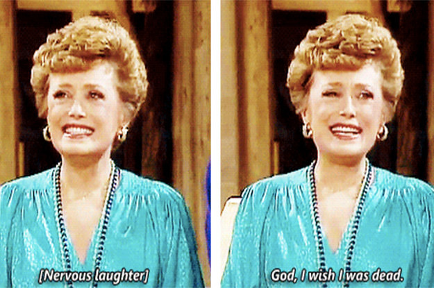 """22 One-Liners From """"The Golden Girls"""" That'll Make You Laugh"""