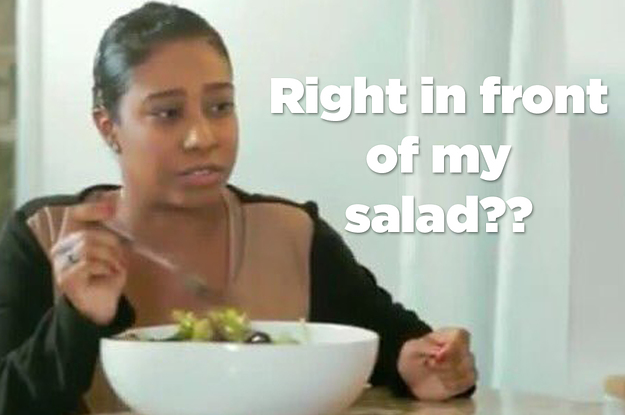 RIGHT IN FRONT OF MY SALAD PORN GAY