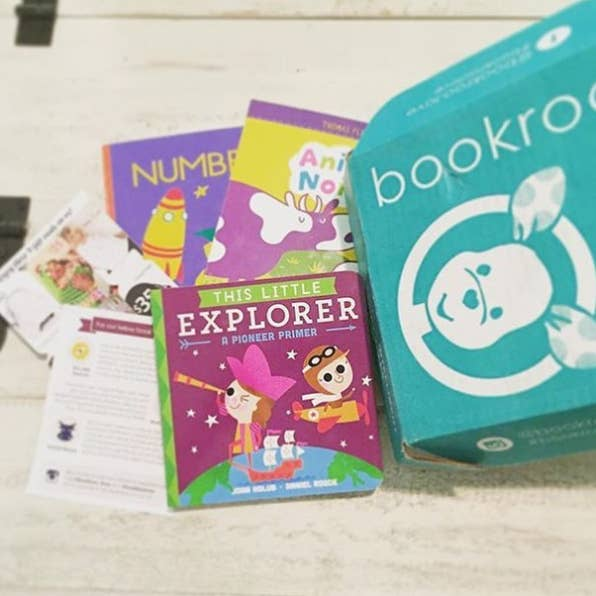Price: Starting at $17.99About this box: Bookroo is a super-cute  subscription