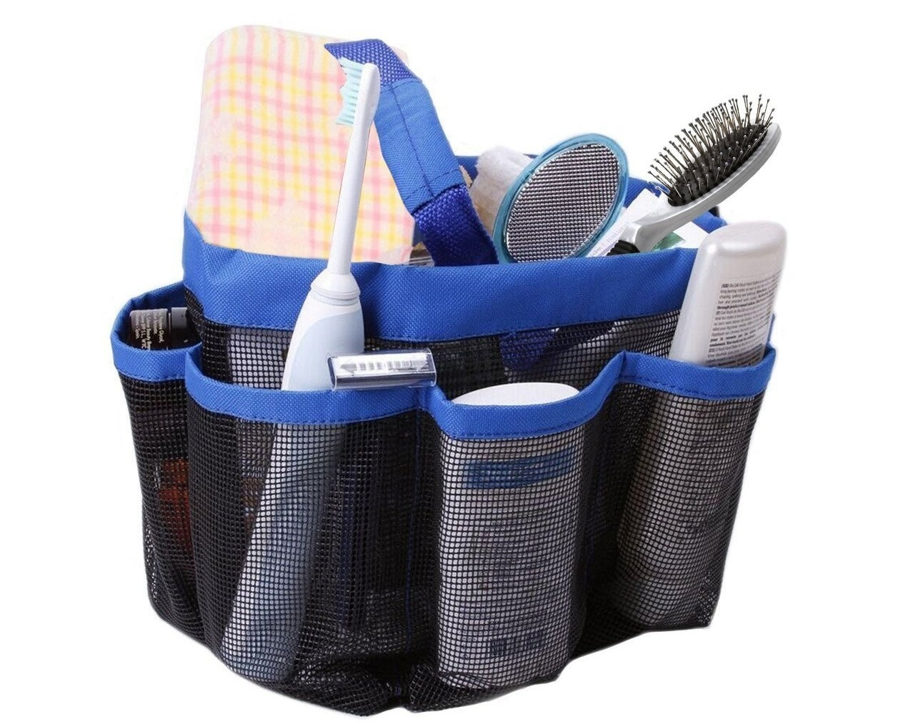 A Mesh Shower Caddy Because Most Dorm Buildings Have Communal Bathrooms And How Else Are You Going To Transport All Your Things