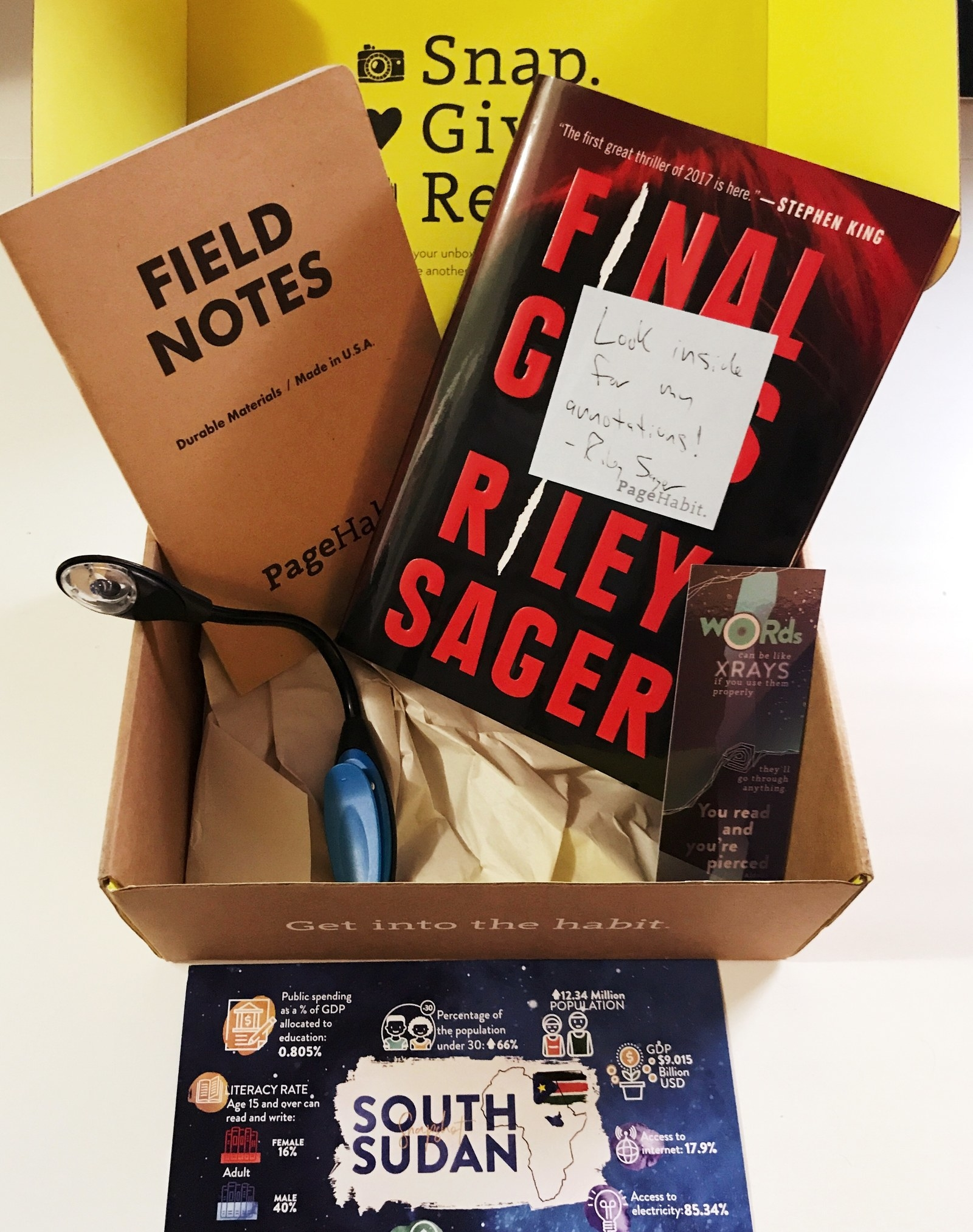 27 Book Subscription Boxes That You'll Absolutely Want To Sign Up For