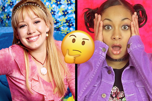Only A True Disney Channel Fan Will Be Able To Remember Which Show Came First