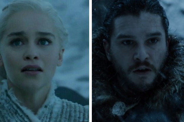 "Something Major Happened On ""Game Of Thrones"" And People Have A Ton Of Feelings About It"