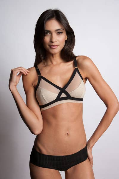 69bafbde2 32. French Affair creates pretty bras and bralettes you d rather show off  than hide under a bunch of layers.