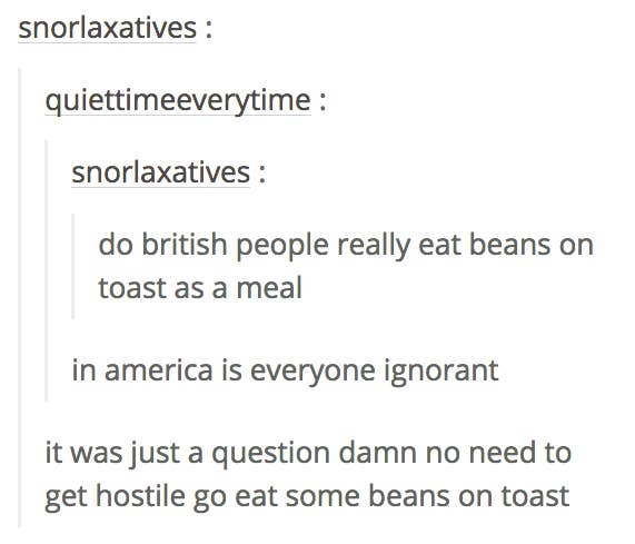 Times American Tumblr And British Tumblr Went Head To Head - 20 times tumblr made everyone laugh at america