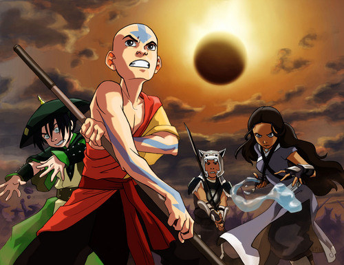 ...it's making some people think about Avatar: The Last Airbender.