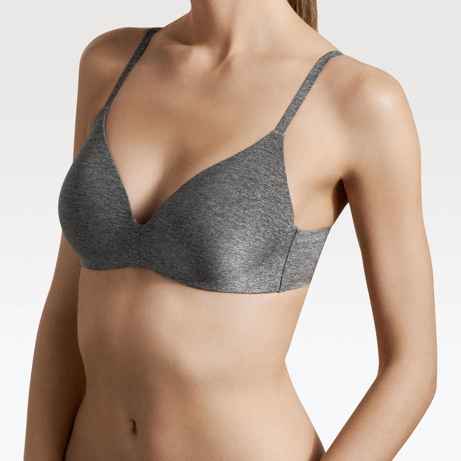 84a75de2c7368 20. Uniqlo s wireless bras guarantee a smooth