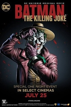 """For context, Bruce Timm also produced the cartoon version of """"The Killing Joke"""", a controversial story by Alan Moore which implied the sexual assault of character Barbara Gordon by the Joker."""