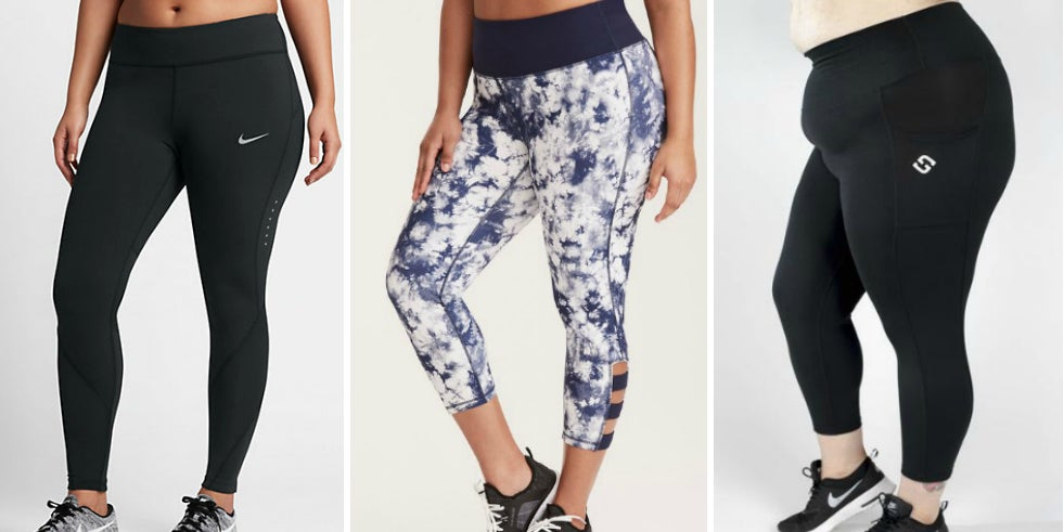 363044debe0b I Tried Six Pairs Of Plus-Size Workout Leggings To Find The Best Ones