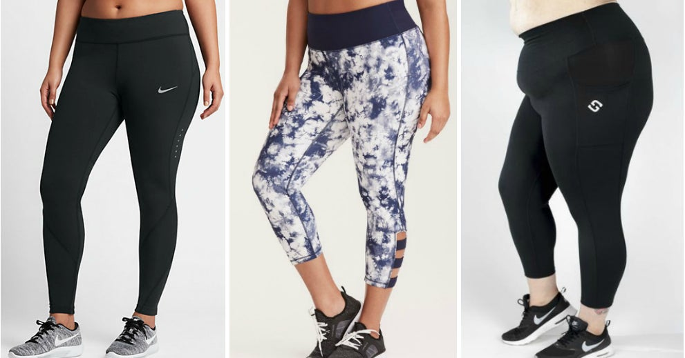 43d17a5c675e8 I Tried Six Pairs Of Plus-Size Workout Leggings To Find The Best Ones