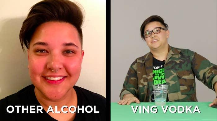 能拯救亞洲人的酒!他們嘗試「喝完不會臉紅」的伏特加,結果...(影片)