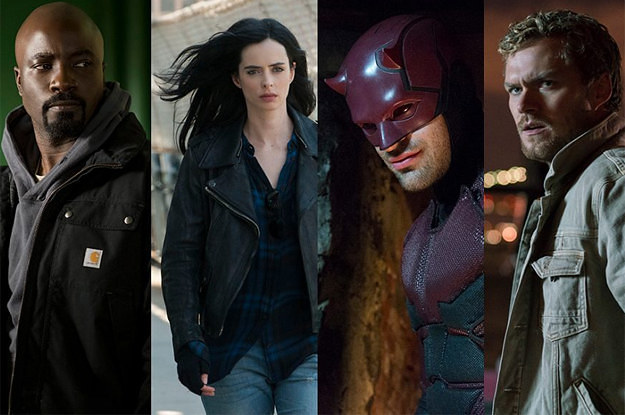 These Six Questions Will Determine Which Of Marvel's Defenders You Are