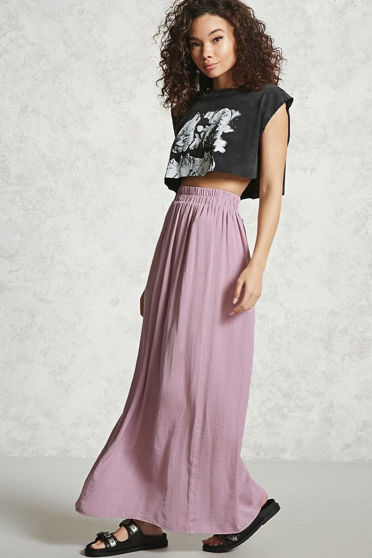 22 Maxi Skirts You'll Want To Twirl Around In All Day Long