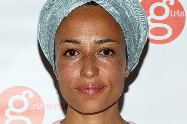 Zadie Smith Really Doesn't Want Her Daughter To Care About Makeup