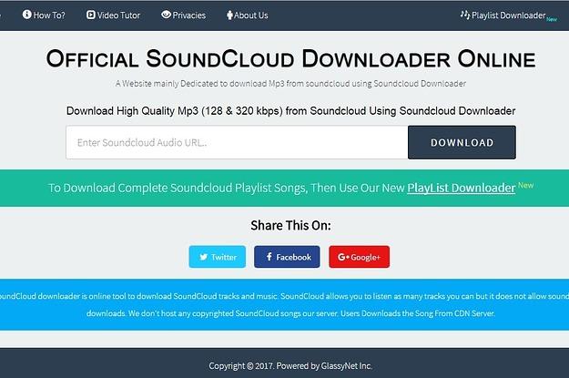 Soundcloud Mp3 Downloader - SoundPumpnet