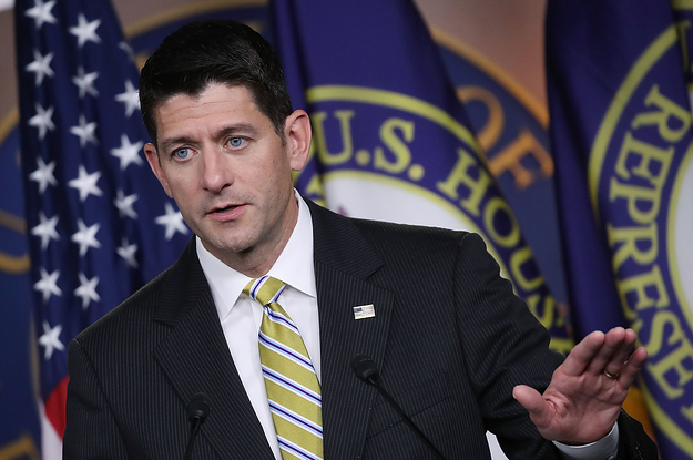 "Paul Ryan Said Trump Was ""Wrong"" When He Blamed ""Both Sides"" For The Deadly..."