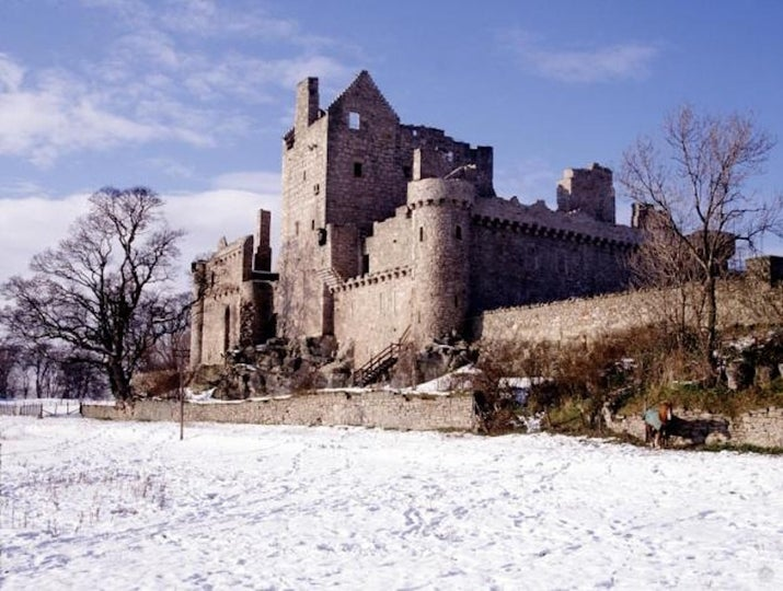The Winterfell we see on TV is a CGI-altered Castle Ward in Northern Ireland. But surely Craigmillar Castle in Edinburgh would have been better? Its tower house is one of Scotland's oldest; Bran would have definitely enjoyed climbing off it. But not falling off.
