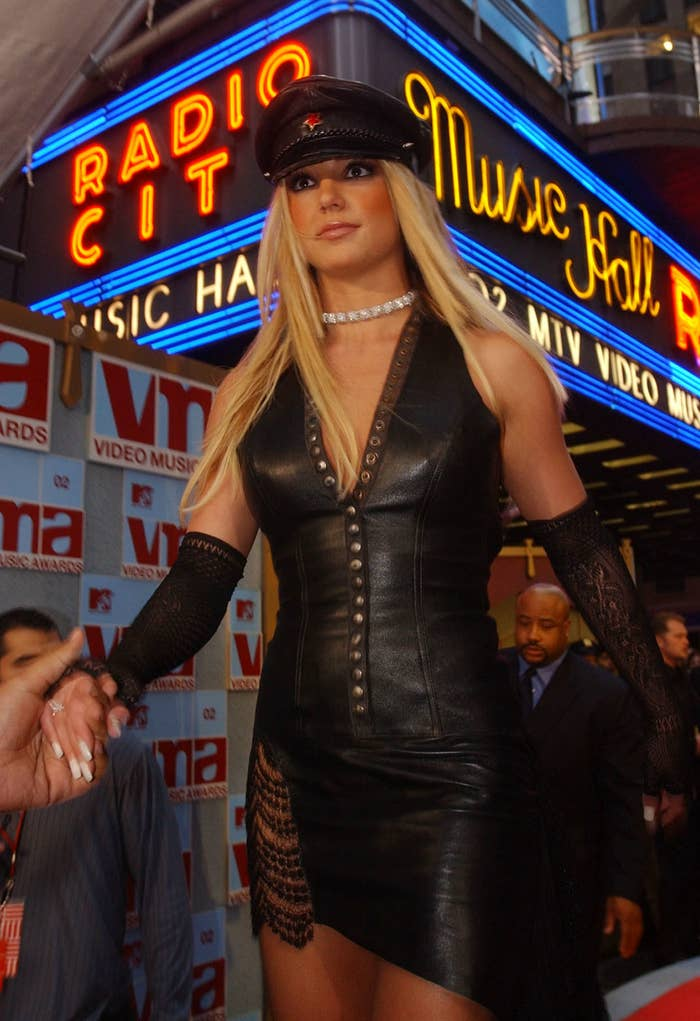 3 Britney Made Me Realize I Had A Thing For Leather Daddies