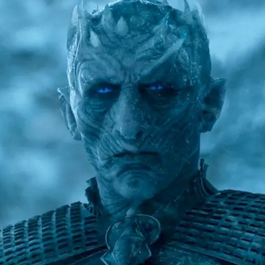 "This Is What The Night King From ""Game Of Thrones"" Looks"