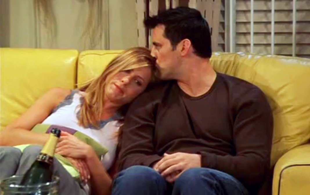 When Do Joey And Rachel Start Dating