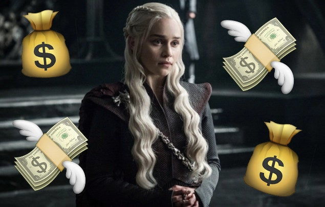 "Image result for Here's How Much The Stars Of ""Game Of Thrones"" Make And It Might Surprise You"