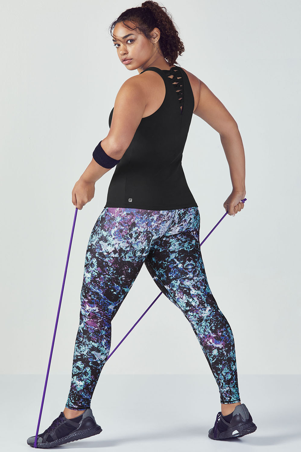 Fat cat Pattern Fitness Leggings Gym Outfits