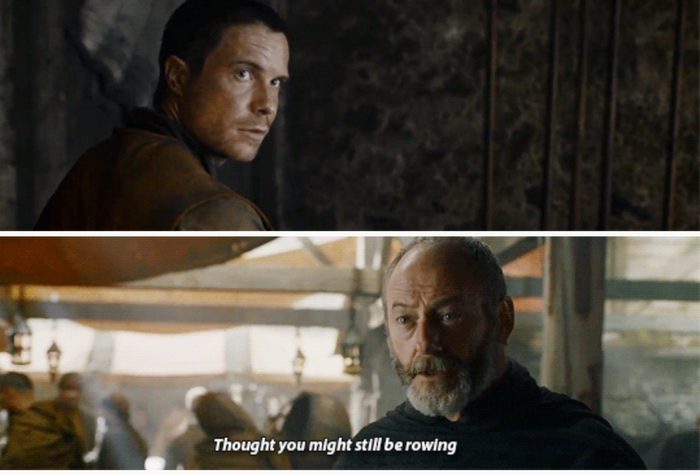 The only downside, of course, is that the rowing meme had to be put to rest. But the sadness didn't last long – because where there is Gendry, there are memes, and the latest episode birthed a lot of them. Mainly about running...
