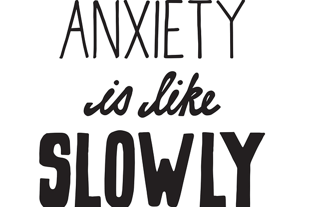 Anxiety  >> Here S What Rae Earl Has To Say About Anxiety In Her New Book