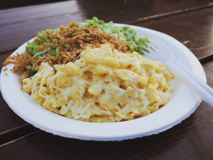 German Mac and Cheese. Here's the recipe.