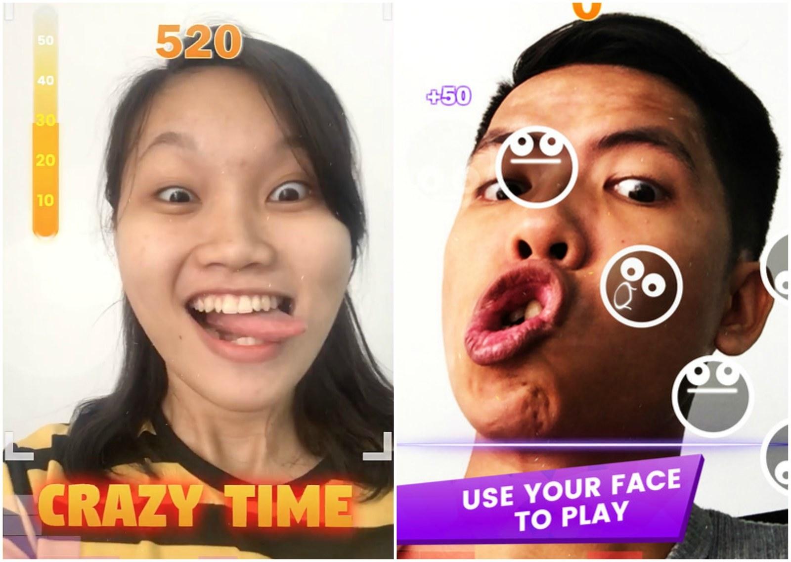 新感覚で楽しめる音楽ゲーム「FaceDance Challenge!」が現在、変顔を極めた人にぴったりなアプリだとネットで話題になっています。