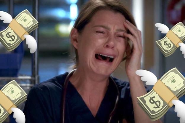 31 Real Celebrity TV Salaries That Will Make You Feel Broke AF