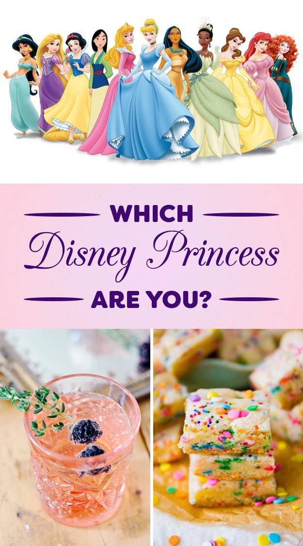 We Know Which Disney Princess You Are Based On Your