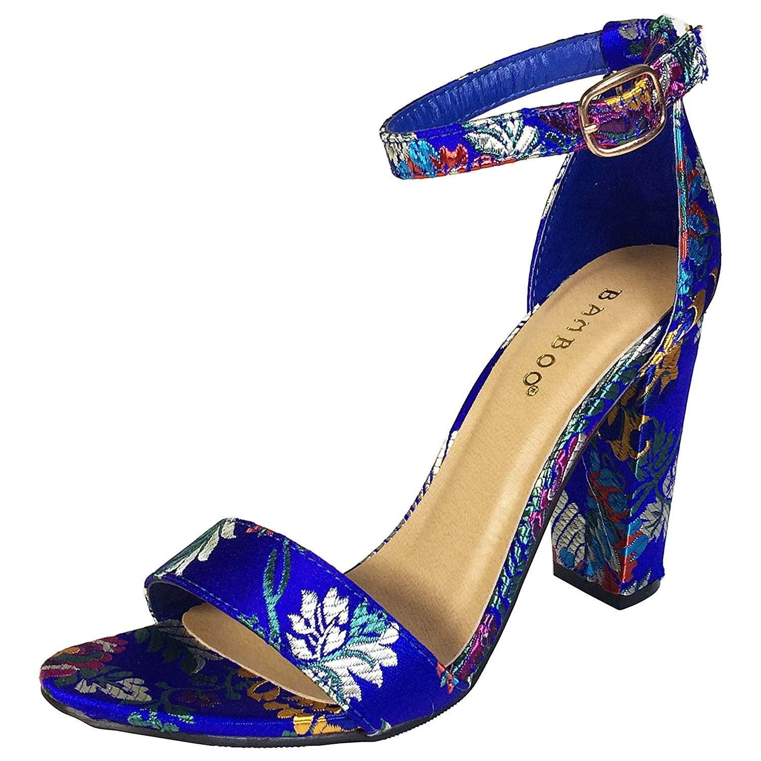 b0c8cee3b0f5 4. Comfortable brocade heels your feet won t be begging you to take off  after .5 seconds of wear.