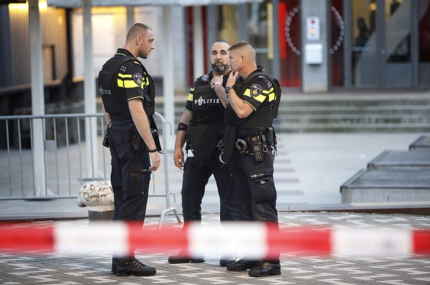 A Concert Venue In The Netherlands Has Been Evacuated After A Terrorist Threat