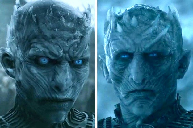 "For Seasons 4 and 5, the Night King was portrayed by actor Richard Brake. Since Season 6, however, he's been played by Slovak actor and stuntman Vladimir Furdik — whom we've also seen in ""human"" form when the Children of the Forest turned him."