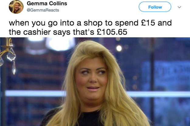 28 tweets that prove that gemma collins is the fu 2 26632 1503477416 1_dblbig 28 tweets that prove that gemma collins is the future queen of england