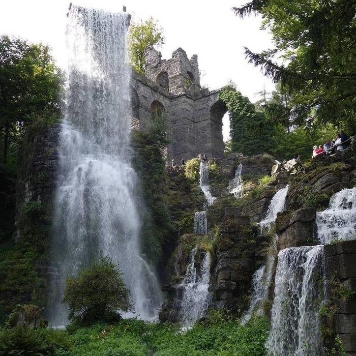 26 sagenhafte Orte in Hessen, die noch nicht einmal Hessen