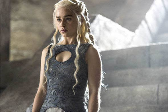 Some Got Fans Didn T Know That Emilia Clarke Wore A Wig As