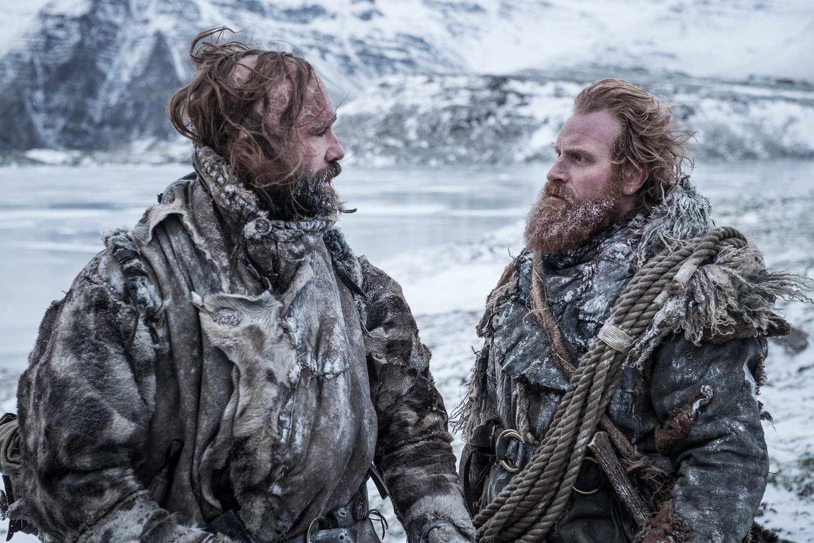 """The Actor Who Plays Tormund Just Shared The Best """"Game Of Thrones"""" Behind-The-Scenes Video"""